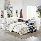 Koolaburra by UGG Romy Faux Fur Comforter Set with Shams