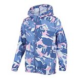 Girls 7-16 adidas Printed Wind Jacket