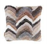 Koolaburra by UGG Raychel Faux Fur Throw Pillow