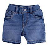 Baby Boy Levi's® Knit Denim Pull-On Shorts