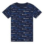 Boys 8-20 Champion® Multi-Color Script Tee