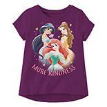 Disney Princess Girls 4-12 Jasmine, Belle & Ariel Graphic Tee by Jumping Beans®