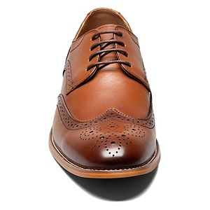 Stacy Adams David Men's Leather Wingtip Oxford Shoes