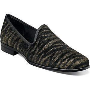 Stacy Adams Sultan Men's Tiger Stripe Loafers