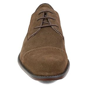 Stacy Adams Winslow Men's Suede Oxford Shoes