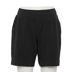 Women's Tek Gear French Terry Bermuda Shorts