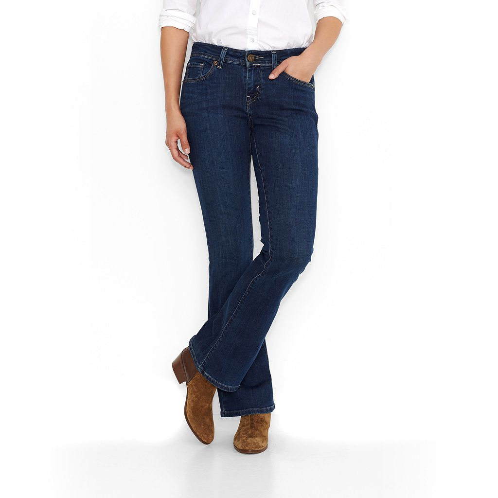 Women's Levi's® 529™ Curvy Bootcut Jeans