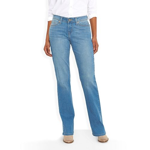 1578616a Women's Levi's® 529™ Curvy Bootcut Jeans