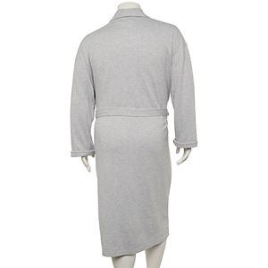 Big & Tall Croft & Barrow® Shawl-Collar Robe
