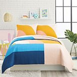 Makers Collective Modshapes Quilt Set with Shams