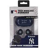 New York Yankees True Wireless Earbuds
