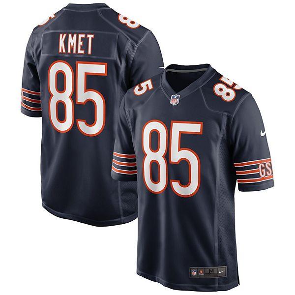Men's Nike Cole Kmet Navy Chicago Bears 2020 NFL Draft Pick ...