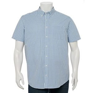 Big & Tall Croft & Barrow Classic-Fit Easy-Care Button-Down Shirt
