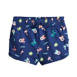 Disney's Minnie Mouse Toddler Girl Tropical Print Dolphin Shorts by Jumping Beans®