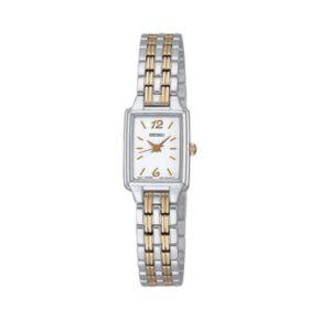 Seiko Women's Two Tone Stainless Steel Watch - SXGL59