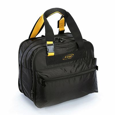 A.Saks Luggage, Expandable Tote