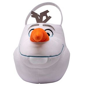 Disney's Frozen 2 Jumbo Plush Olaf Basket
