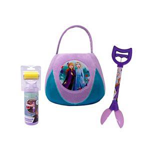Disney's Frozen 2 Anna and Elsa Medium Plush Basket Kit