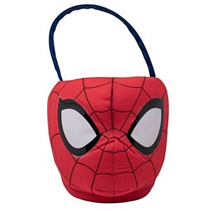 Spider-Man Jumbo Plush Basket