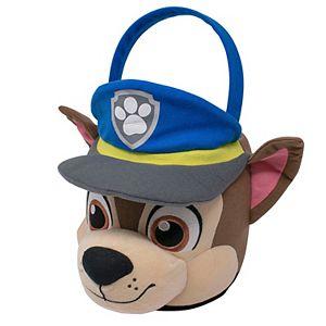 PAW Patrol Chase Medium Plush Basket Kit