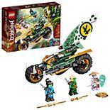 LEGO NINJAGO Lloyd's Jungle Chopper Bike 71745 LEGO Set (183 Pieces)