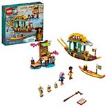 Disney's Raya and the Last Dragon: Boun's Boat 43185 LEGO Set (247 Pieces) by LEGO