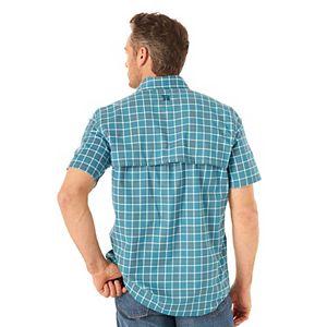 Men's Wrangler RIGGS WORKWEAR® Vented Button-Down Shirt