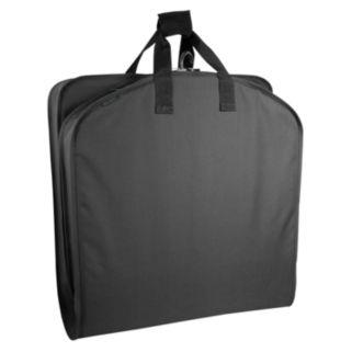 WallyBags 52-Inch 1-Pocket Dress Garment Bag