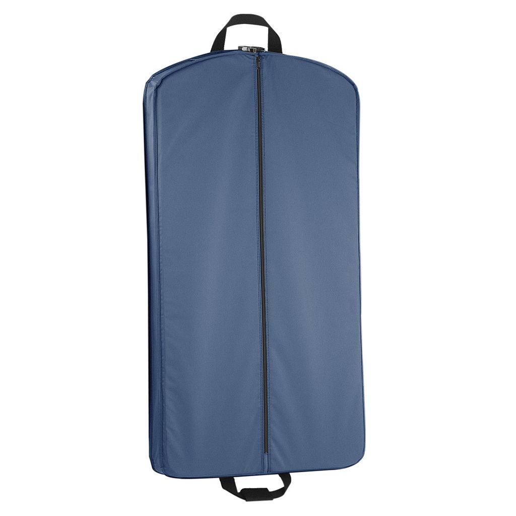 WallyBags 40-Inch Suit Garment Bag With Pockets