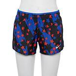 Women's Nike 10K Americana Running Shorts