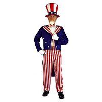 Uncle Sam Costume - Adult