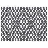 Bungalow Flooring Chain Link 9 to 5 Desk Chair Mat - 35'' x 47''