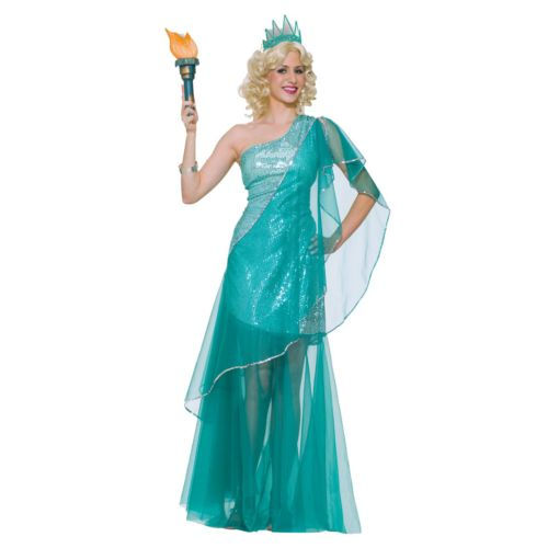 Miss Liberty Costume - Adult