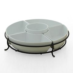 Food Network™ 6 pc Bowl & Server Set