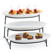 Food Network™ 3 pc Tiered Plate Server
