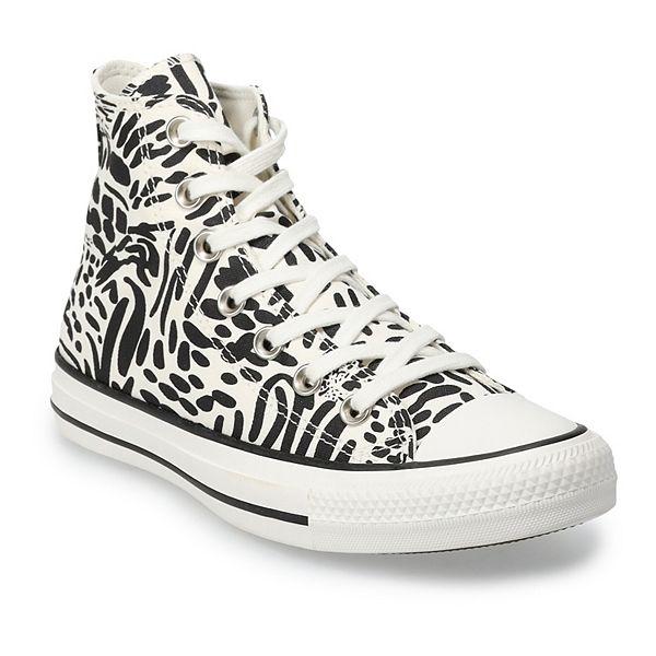 Women's Converse Chuck Taylor All Star Jungle Art High Top Shoes