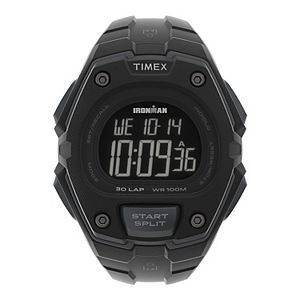 Timex® Ironman® Men's Classic 30 Lap Digital Watch - TW5M46100JT