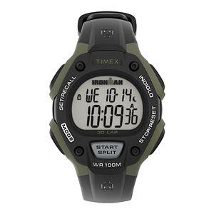 Timex® Ironman® Men's Classic 30 Lap Digital Watch - TW5M44500JT