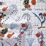 Warner Brothers Space Jam 2 Sheet Set with Pillowcases