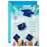 "Hallmark Paper Wonder Graduation ""A Time To Celebrare"" Pop-Up Greeting Card"