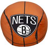The Northwest Group Brooklyn Nets Cloud Travel Pillow