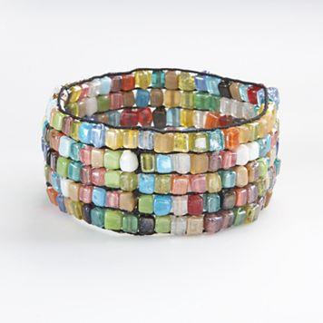 Mudd® BeadedStretch Bracelet