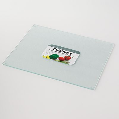 Cuisinart Glass Cutting Board
