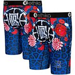 Youth Ethika LA Clippers Fashion Bling Collection Boxer Briefs