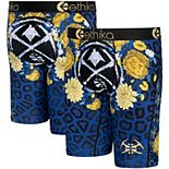 Youth Ethika Denver Nuggets Fashion Bling Collection Boxer Briefs