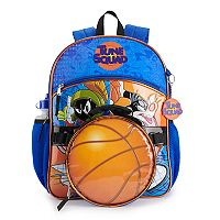 Space Jam 5-Piece Backpack and Lunch Box Set Deals