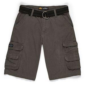 Boys 4-20 Lee Wyoming Twill Cargo Shorts in Regular & Husky
