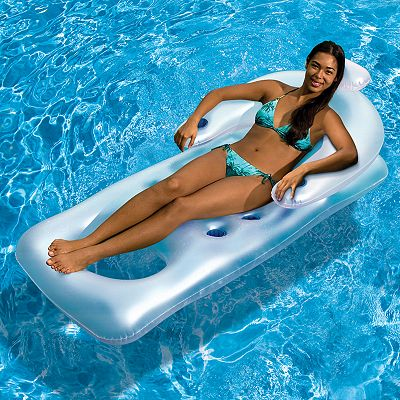 Poolmaster Pearl French Lounge Float