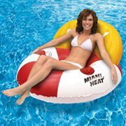 Miami Heat Luxury Drifter Pool Float