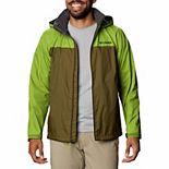 Men's Columbia Glennaker Lake Lined Rain Jacket